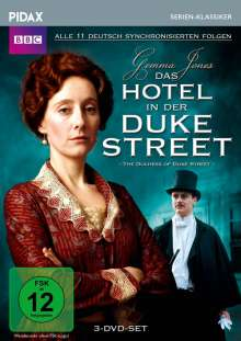 Das Hotel in der Duke Street, 3 DVDs