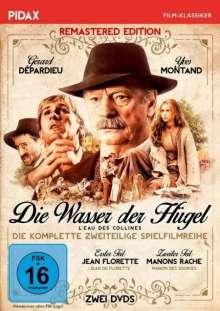 Die Wasser der Hügel (Jean Florette / Manons Rache), 2 DVDs