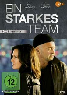 Ein starkes Team Box 8 (Film 47-52), 3 DVDs