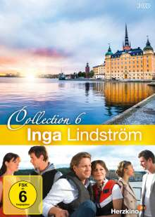 Inga Lindström Collection 6, DVD