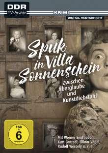 Spuk in Villa Sonnenschein, DVD