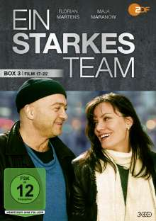 Ein starkes Team Box 3 (Film 17-22), 2 DVDs