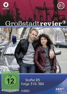 Großstadtrevier Box 21 (Staffel 25), 5 DVDs