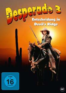 Desperado III - Entscheidung in Devil's Ridge, DVD