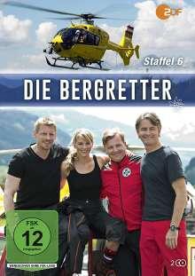 Die Bergretter Staffel 6, 2 DVDs