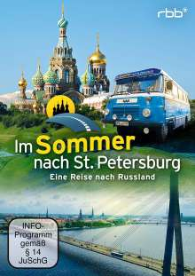 Im Sommer nach St. Petersburg, 2 DVDs