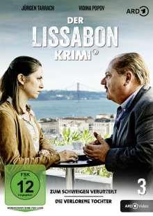 Der Lissabon-Krimi: Zum Schweigen verurteilt / Die verlorene Tochter, DVD