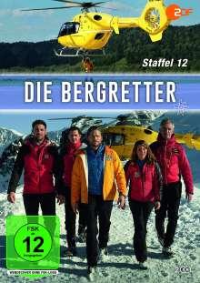 Die Bergretter Staffel 12, 2 DVDs