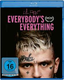 Lil Peep - Everybody's Everything (OmU) (Blu-ray), Blu-ray Disc