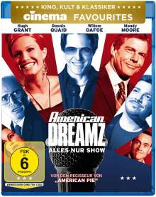 American Dreamz (Blu-ray), Blu-ray Disc