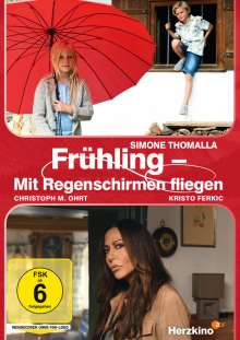Frühling - Mit Regenschirmen fliegen, DVD