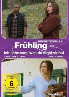 Frühling - Ich sehe was, was du nicht siehst, DVD