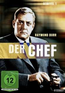 Der Chef Staffel 1, 6 DVDs