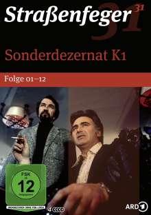 Straßenfeger Vol. 31: Sonderdezernat K1 Folge 01-12, 4 DVDs