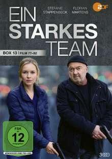 Ein starkes Team Box 13 (Film 77-82), 3 DVDs