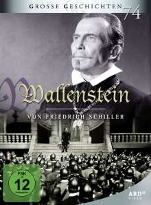 Wallenstein (1962), 2 DVDs