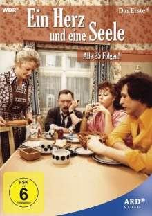 Ein Herz und eine Seele (Komplette Serie), 7 DVDs