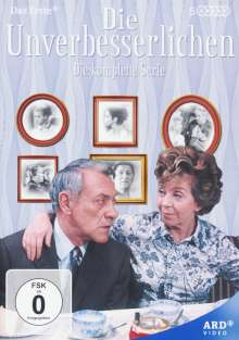 Die Unverbesserlichen (Komplette Serie), 5 DVDs