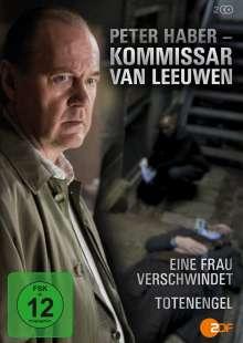 Kommissar van Leeuwen: Eine Frau verschwindet / Totenengel, 2 DVDs