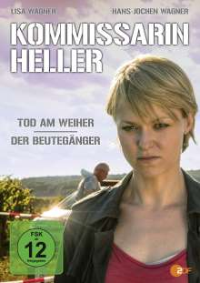Kommissarin Heller: Tod am Weiher / Der Beutegänger, DVD
