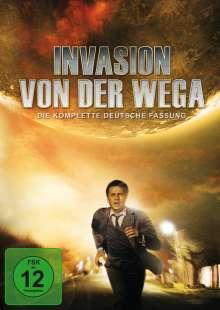 Invasion von der Wega, 6 DVDs