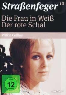 Straßenfeger Vol. 10: Die Frau in Weiß / Der rote Schal, 4 DVDs