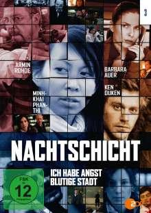 Nachtschicht 3: Ich habe Angst / Blutige Stadt, DVD