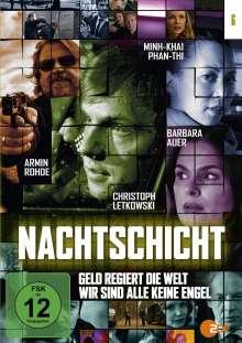 Nachtschicht 6: Geld regiert die Welt / Wir sind alle keine Engel, DVD