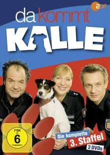 Da kommt Kalle Staffel 3, 3 DVDs