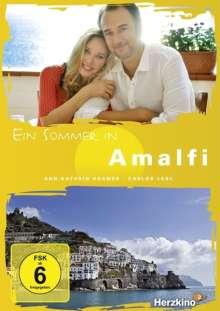 Ein Sommer in Amalfi, DVD