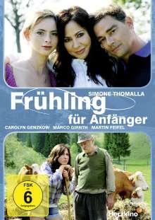 Frühling für Anfänger, DVD