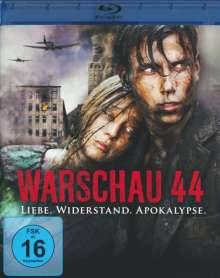 Warschau 44 (Blu-ray), Blu-ray Disc