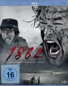 1864 - Liebe und Verrat in Zeiten des Krieges (Blu-ray), 2 Blu-ray Discs