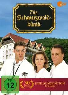 Die Schwarzwaldklinik (Komplette Serie), 20 DVDs