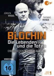 Blochin Staffel 1: Die Lebenden und die Toten, 2 DVDs