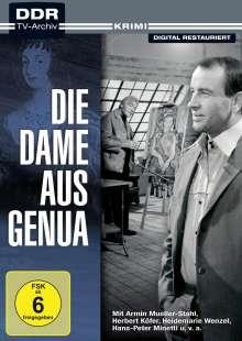 Die Dame aus Genua, DVD