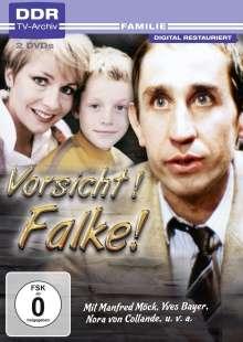 Vorsicht! Falke! (Komplette Serie), 2 DVDs