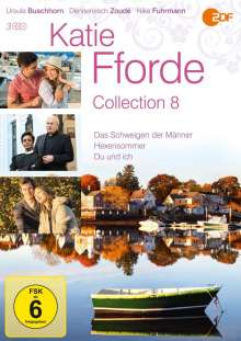 Katie Fforde Collection 8, 3 DVDs