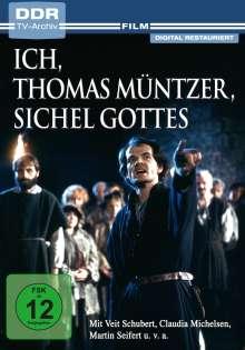 Ich, Thomas Müntzer, Sichel Gottes, DVD
