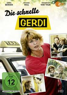 Die schnelle Gerdi, 2 DVDs