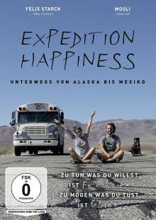 Expedition Happiness, DVD