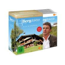 Der Bergdoktor - 10 Jahre Jubiläumsedition, 30 DVDs