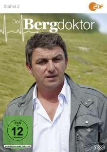Der Bergdoktor Staffel 2 (2009), 3 DVDs