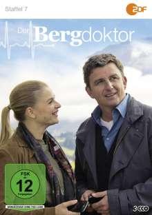 Der Bergdoktor Staffel 7 (2014), 3 DVDs