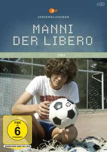 Manni der Libero (Komplette Serie), 2 DVDs