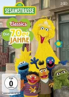 Sesamstraße Classics: Die 70er Jahre, 2 DVDs