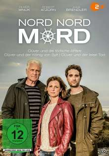 Nord Nord Mord (Teil 6-8), 2 DVDs