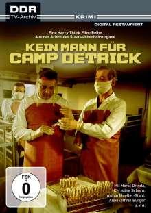 Kein Mann für Camp Detrick, DVD