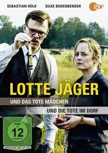 Lotte Jäger und das tote Mädchen / Lotte Jäger und die Tote im Dorf, DVD