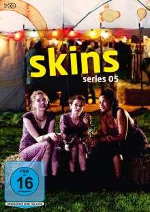 Skins Staffel 5, 2 DVDs
